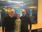 """Working on """"SOLAR IMPULSE"""" project with Bertrand Piccard"""