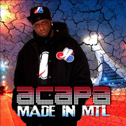 ACAPA - MADE IN MONTREAL COVER