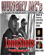 Hungry Mcs Cover mcs LongShots