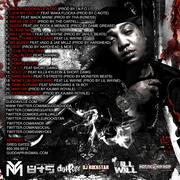 DJ ILL WILL DJ Rockstar & Gudda Gudda-Back 2 Guddaville Tracklist