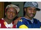 Gansta Marcus and Hypeman T
