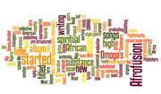 Afrofusion Wordle Organized Clutter