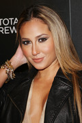 Adrienne Bailon hot in see through dress at Escape To Total Rewards-01