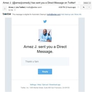 Arnez J...Legendary Comedian_ Your Welcome Big Homie_ Merry Christmas To You and Your Family As Well