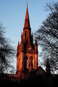 orange church
