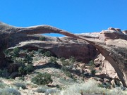 Landscape Arch at Arches N.P.