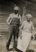 Cynthia Douglas and her husband Jesse Miller