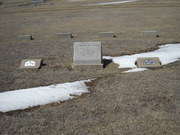 Cynthia and Jesse Miller's Grave