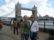 London Bridge with Amber