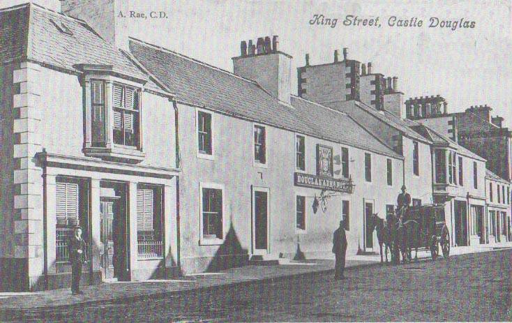The Douglas Arms Inn