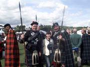 Sarah and Scots