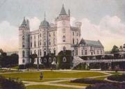 Douglas Castle at Douglas