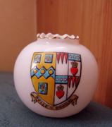 Rolle Douglas crested vase