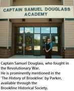 Captain Samuel Douglass Academy