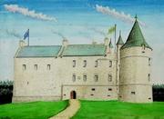Castle reconstructions
