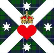 Clan Douglas Australia Banner