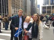 New YorkTartan Parade 2014