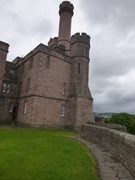 Inverness Castle/Courthouse