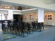 Maison du livre (intérieur)