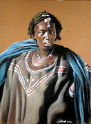 Femme peule