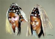 Femmes mauritanienne