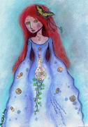 Une sorcière rousse...