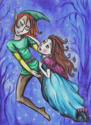 Peter Pan, l'origine des Fées