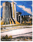 Gabon:Immeuble Okoume