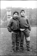 La banlieue Droixhe 1990