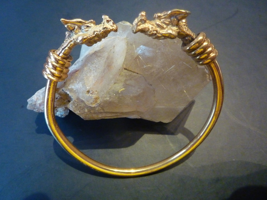 dragon d'or