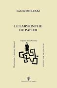Bielecki-Le Labyrinthe de papier-Scan couverture