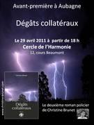 Dégâts collatéraux, Ed. du Pierregord
