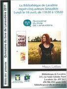 La Quinzaine du livre 2011