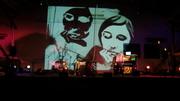 projection vidéo au Mix'Art Myrys