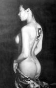 La tatouée