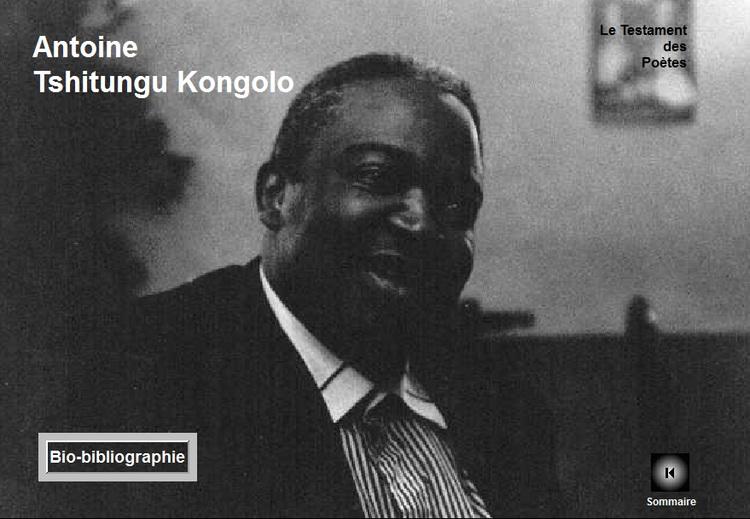 Antoine Tshitungu Kongolo