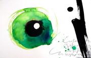 trace et signe 78 (green eye-7)