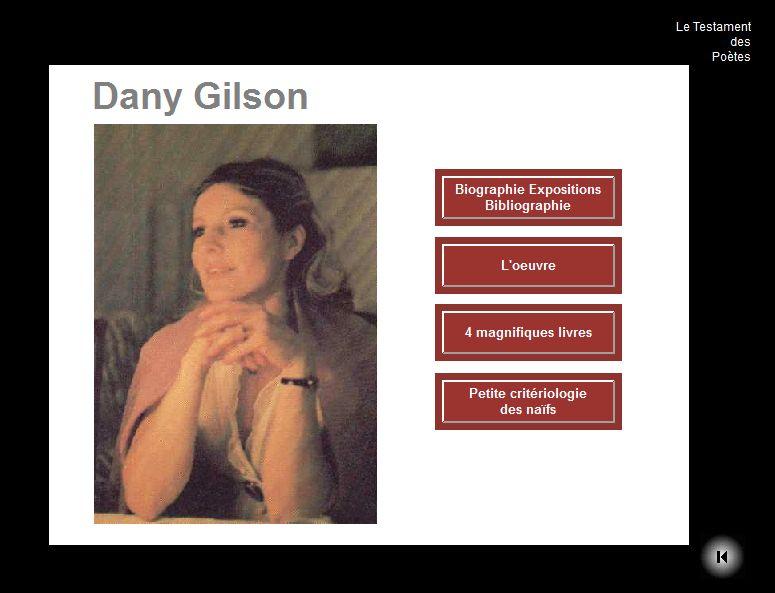 Dany Gilson