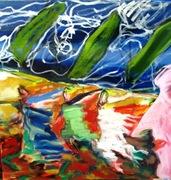 peintures récentes