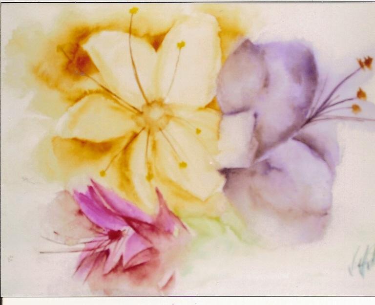 bouquet printemps