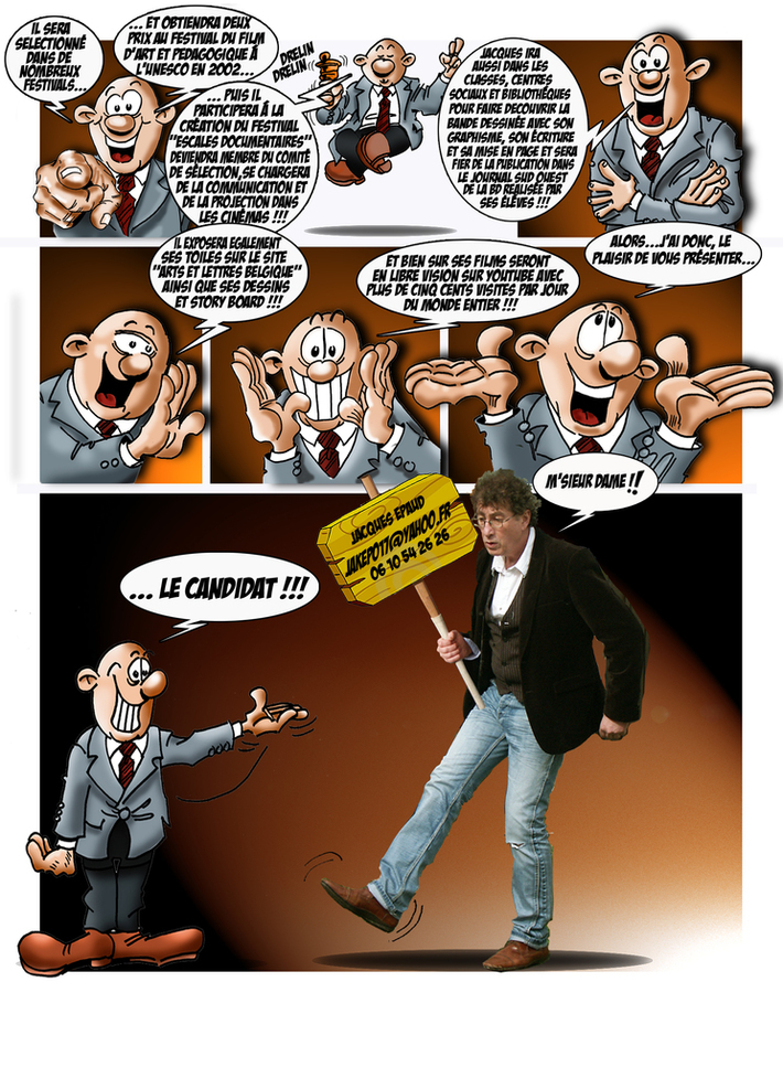 mon cv page 4