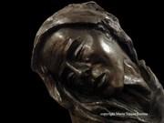 Mater Dolorosa (détail, visage))