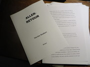 Le manuscrit de mon 3è roman, bientôt publié!!!