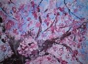 DSC_0047 En fleurs 761 B Acrylique 2012 - C