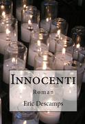 """Essai de couverture pour mon prochain récit, """"Innocenti"""""""