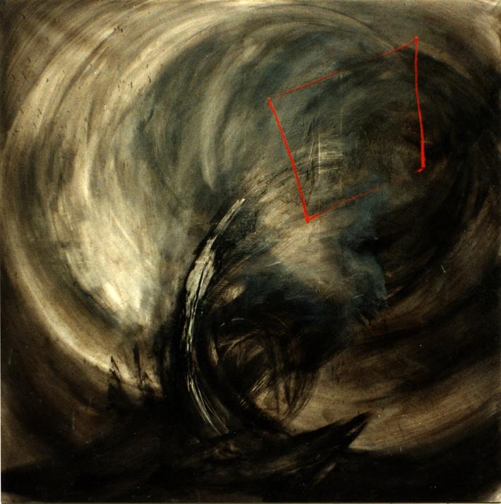 Tempête, par Corine Sylvia CONGIU