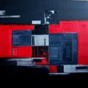 Art abstrait 100/100