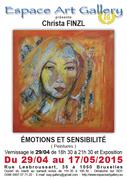 .Christa Finzl- Saunier artiste peintre