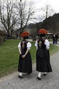 Costume traditionnel de Gutach