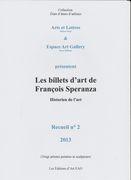 Recueil n° 2 des Billets de François Speranza
